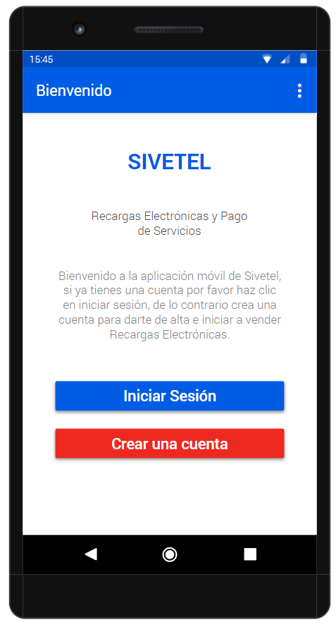 sivetel app recargas