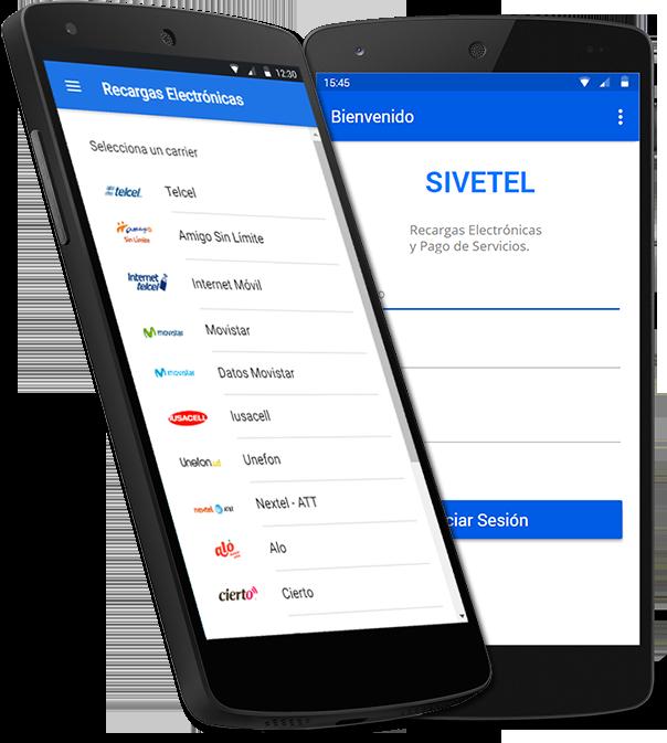 integracion web service sivetel